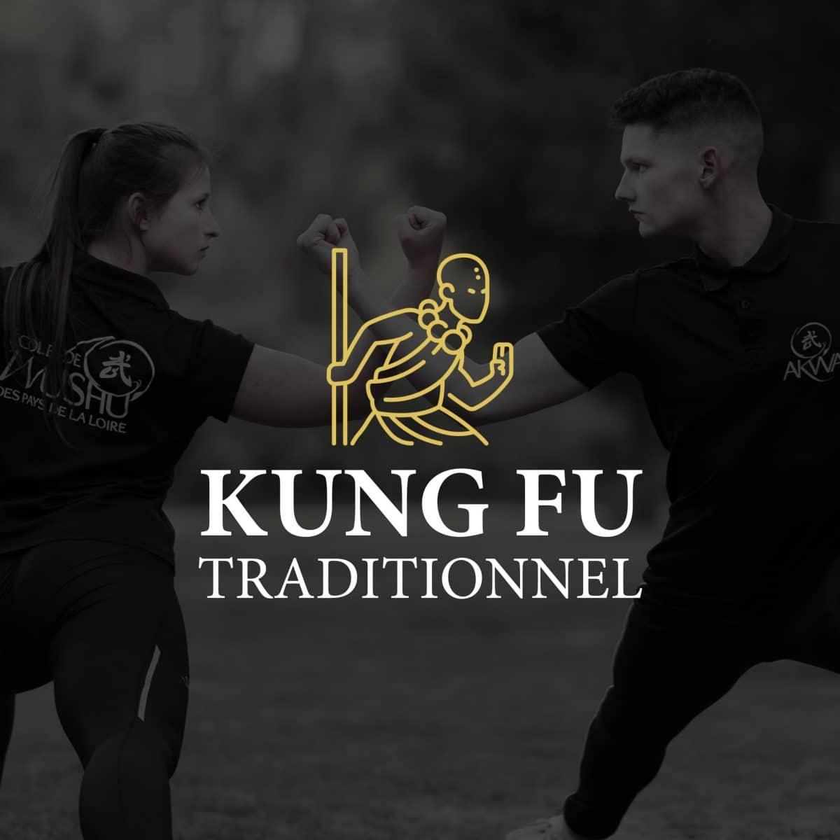 Kung Fu Traditionnel - Noir M