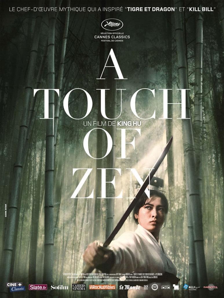 A TOUCH OF ZEN (1971) - Une touche de zen