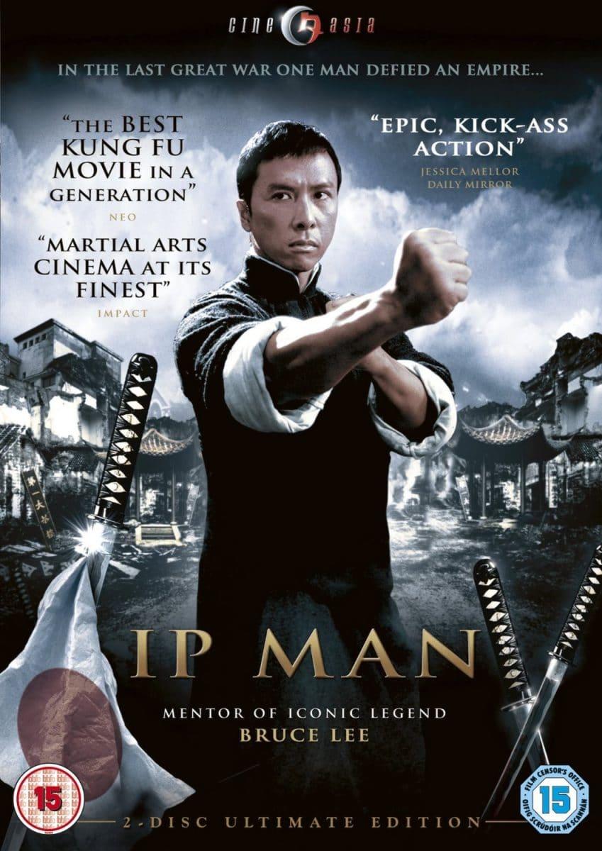 IP MAN (2008) - Ip Chun