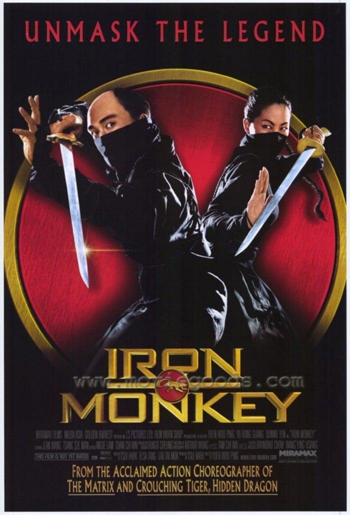 Iron Monkey (1993) » Siu nin Wong Fei Hung ji : Tit Ma Lau » - Arts martiaux