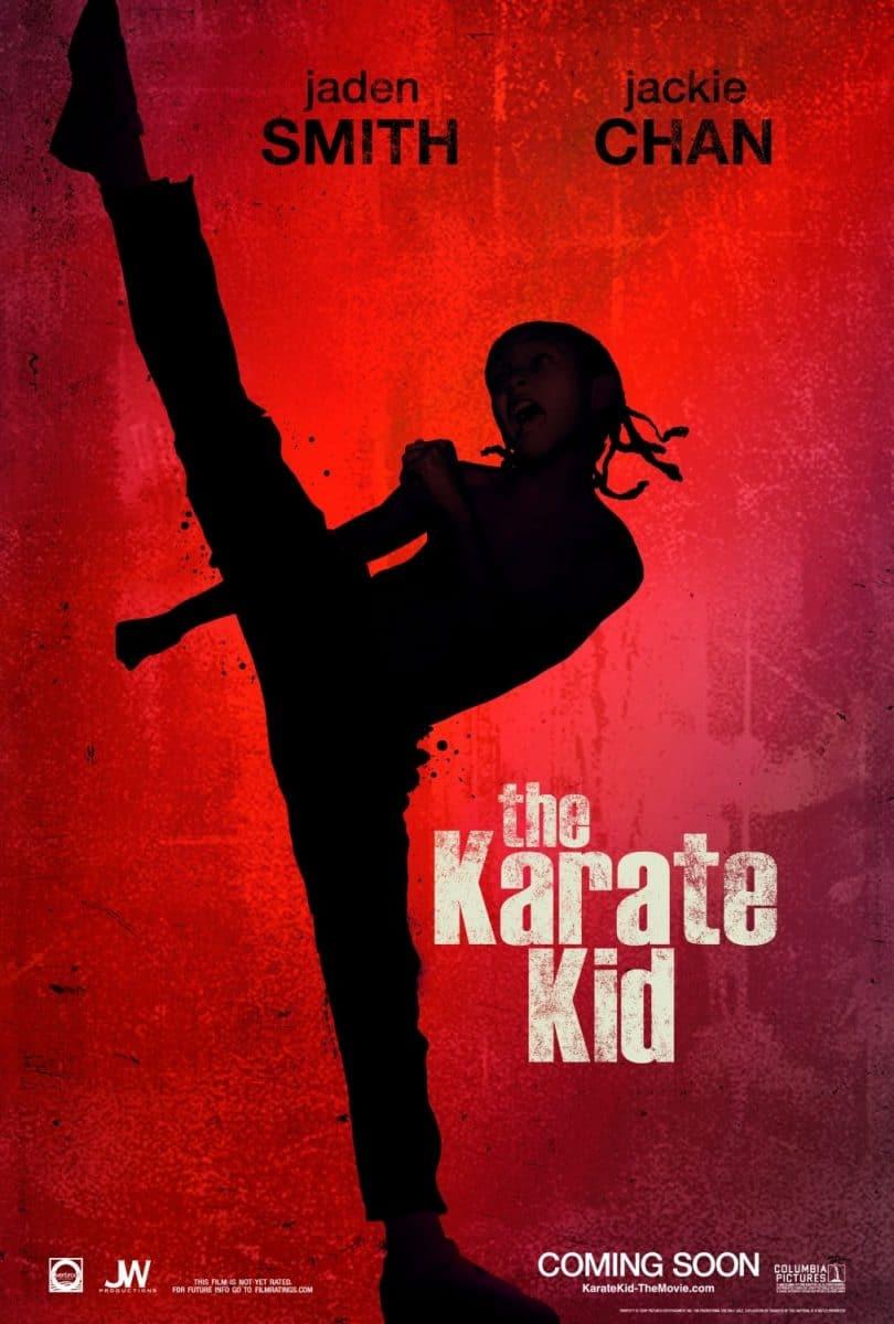 Karaté Kid (Kung Fu Kid ;) - Dre Parker
