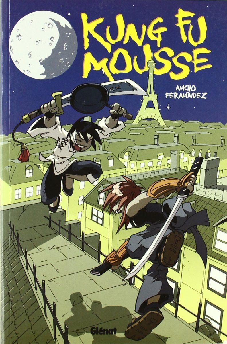 Kung-Fu Mousse - Mousse de kung fu 1