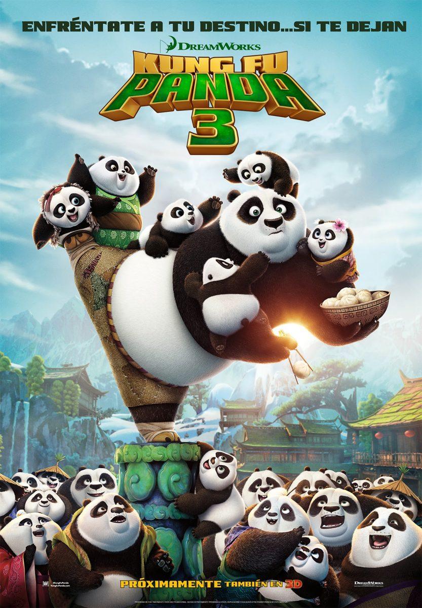 Kung Fu Panda 3 - Po