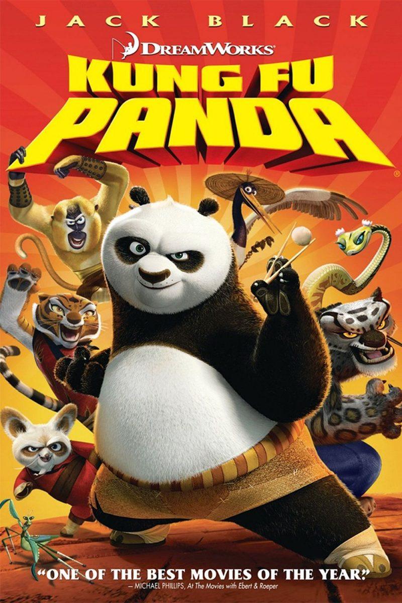 Kung Fu Panda - Fan de cochon