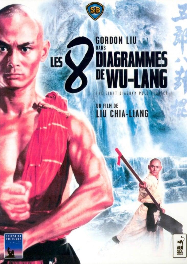 LES 8 DIAGRAMMES DE WU-LANG (1984) - Lau Kar-leung