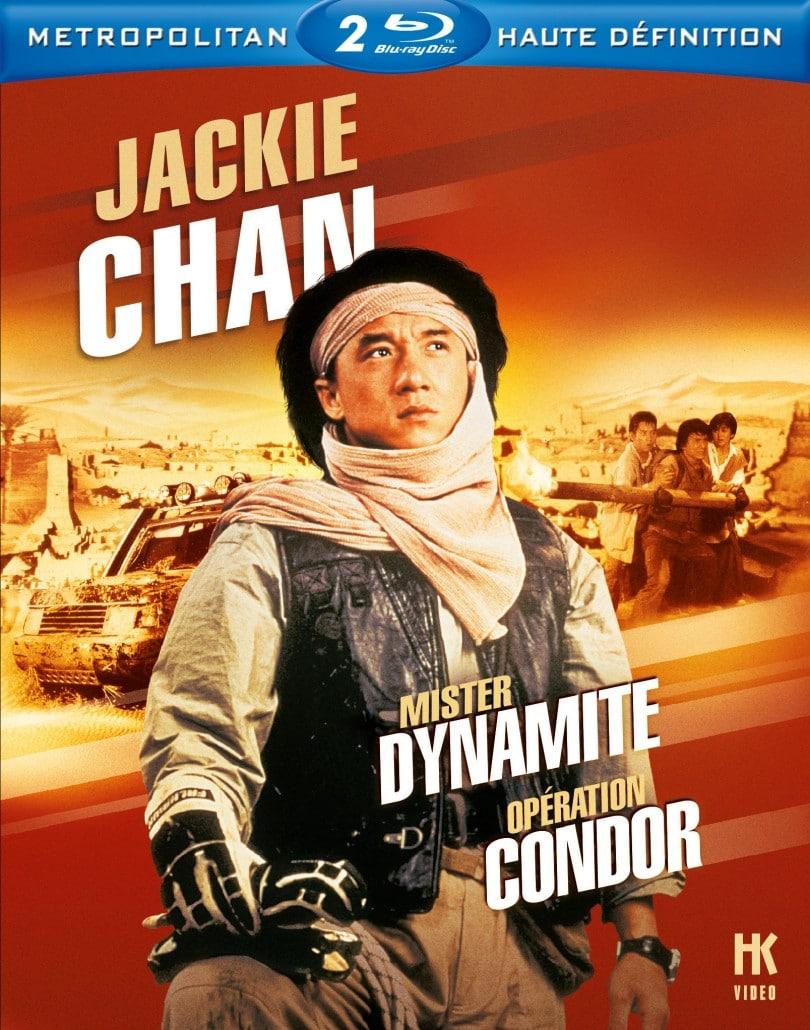 OPÉRATION CONDOR (1991) « Fei ying gai wak » - Jackie Chan