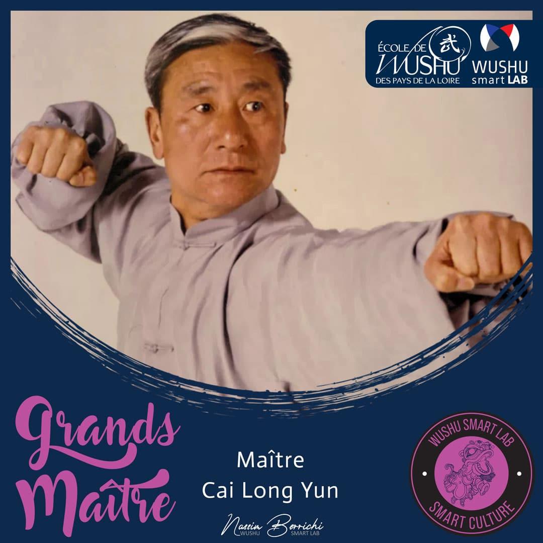 Maître Cai Longyun 蔡龙云 - Dong Haichuan