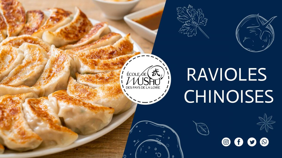 Ravioles chinoises - Jiaozi