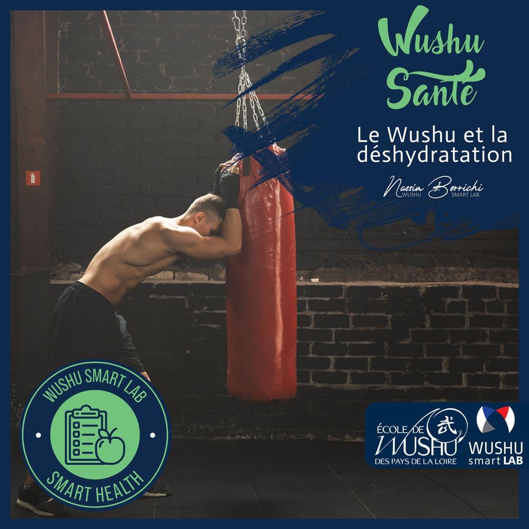 Le Wushu et la déshydratation - Push-up