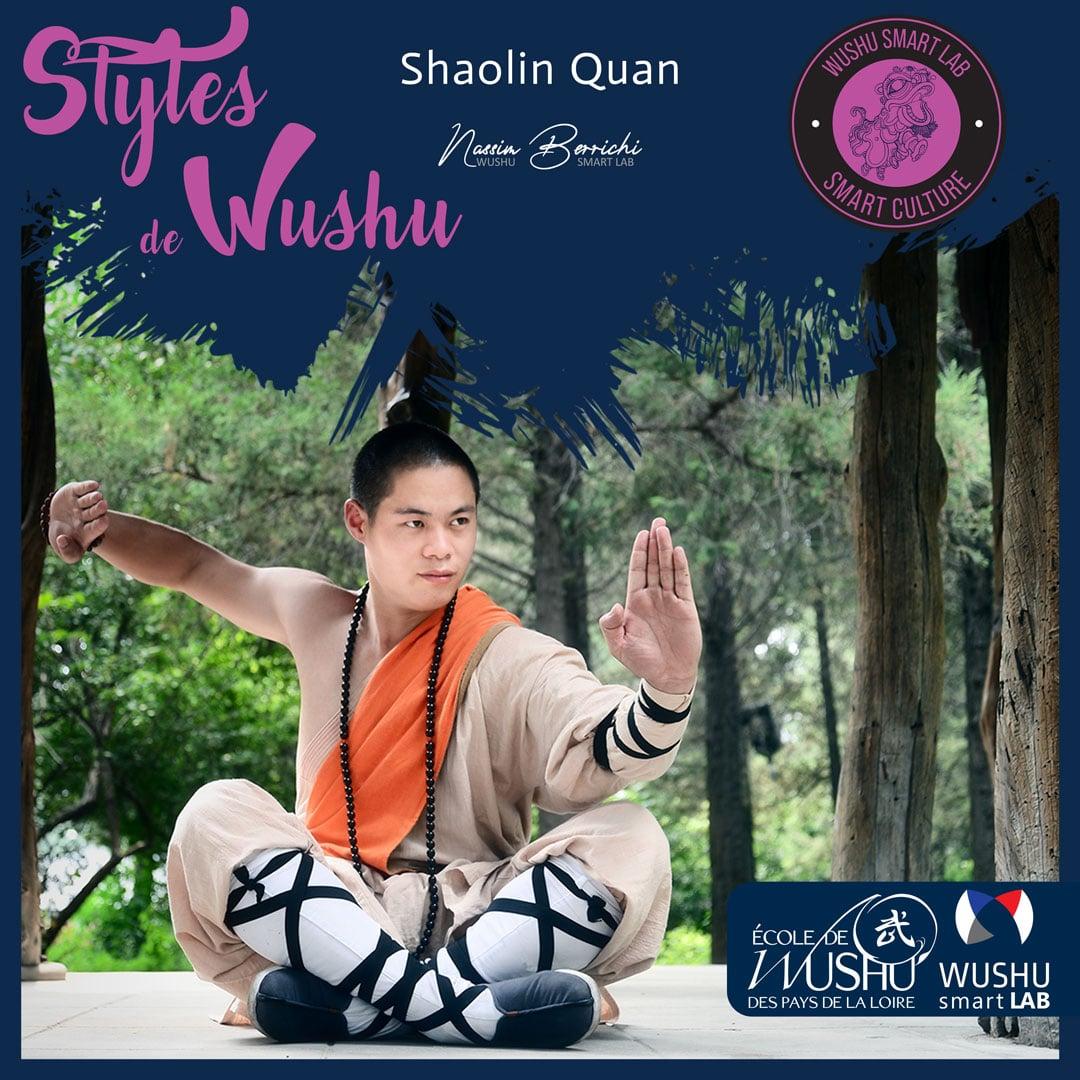 Shaolin Quan - 少林拳 - (Boxe Shaolin) - Couverture de l'album