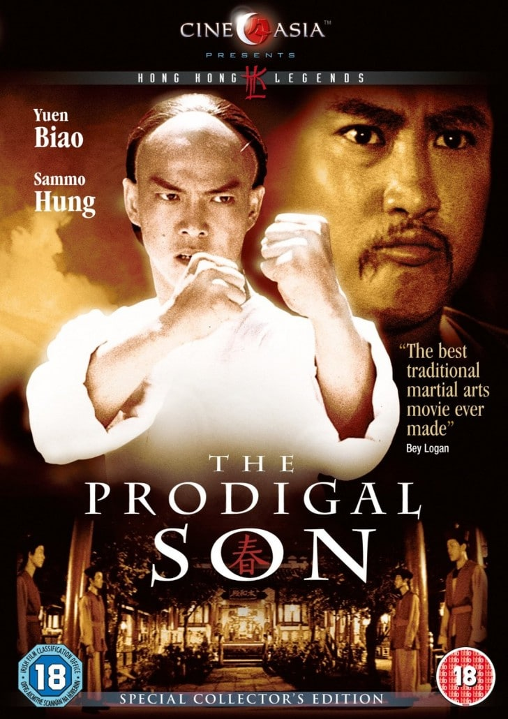 THE PRODIGAL SON (1981) » Bai ga jai « - Yuen Biao