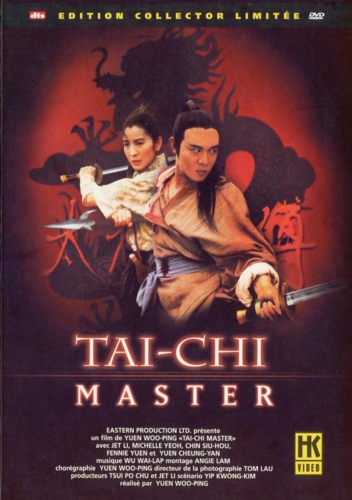 TAI CHI MASTER (2002) - Michelle Yeoh