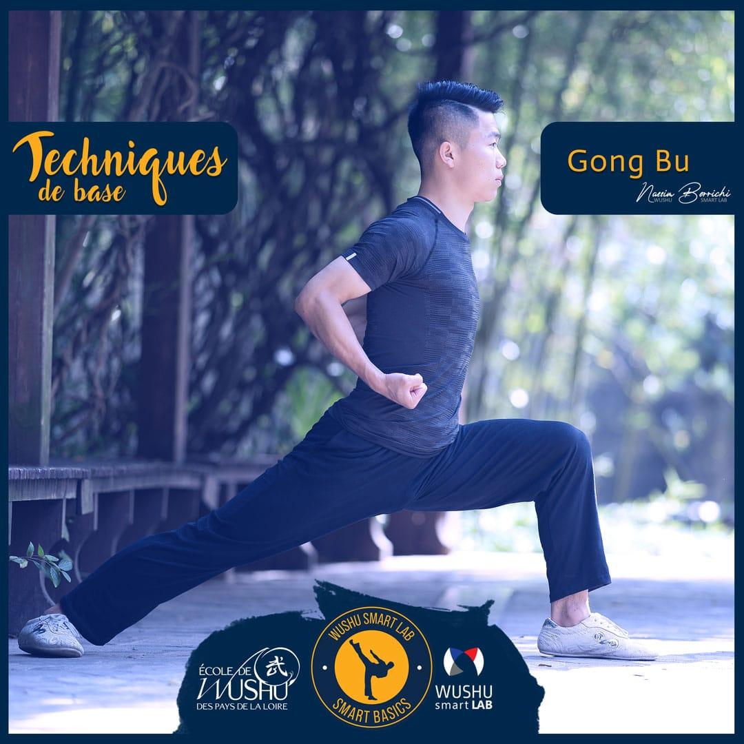 Gōng Bù弓步 - Angers