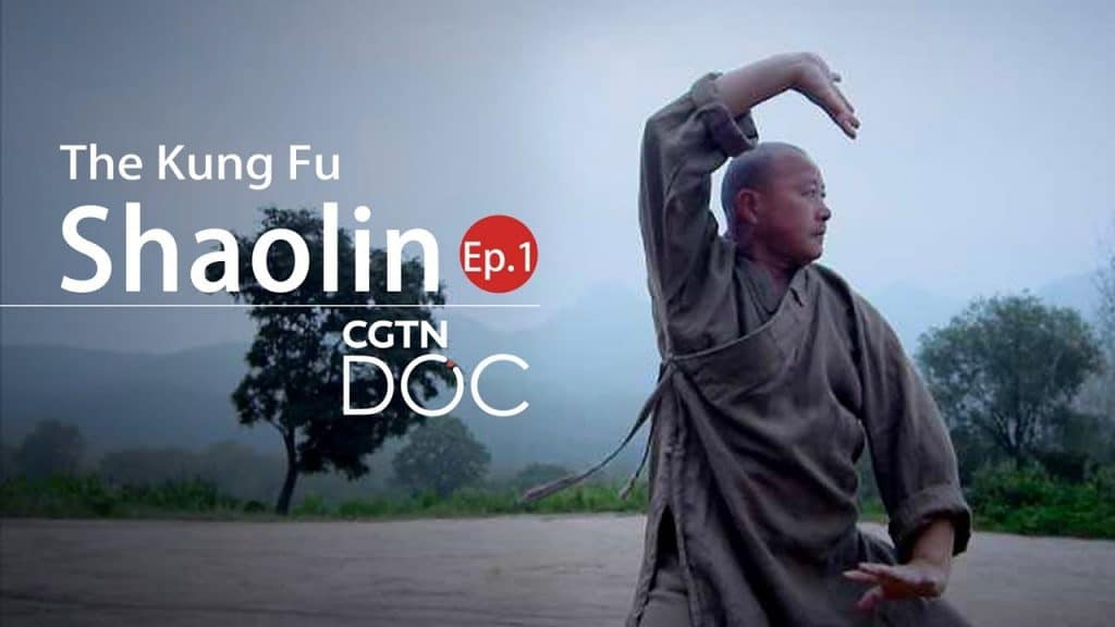 The Kung Fu Shaolin: Episode 1 - Temple de Shaolin