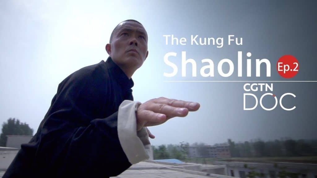 The Kung Fu Shaolin: Episode 2 - Temple de Shaolin