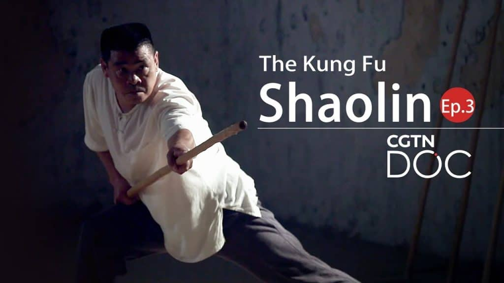 The Kung Fu Shaolin: Episode 3 - Temple de Shaolin