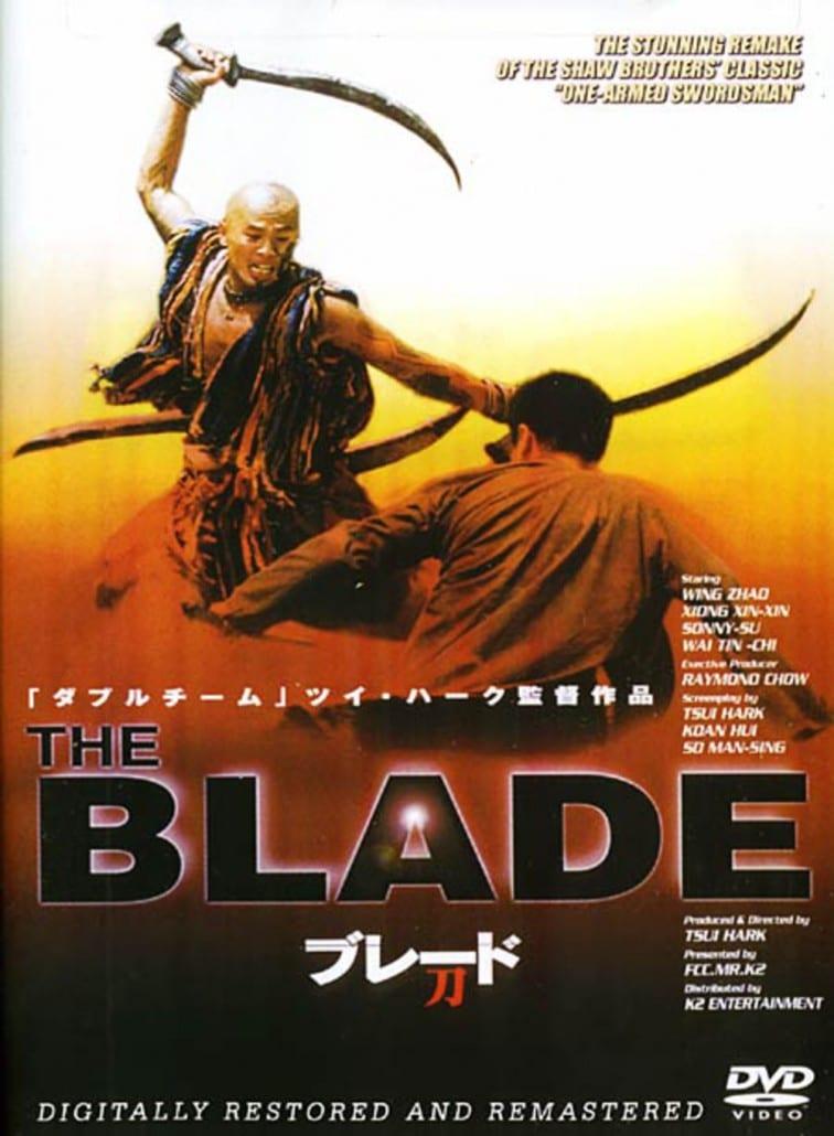 THE BLADE (1995) - Tsui Hark