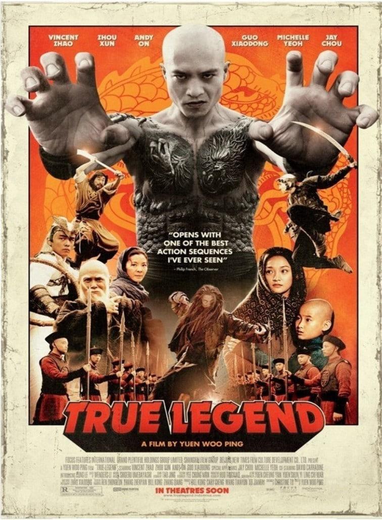 TRUE LEGEND (2010) » Su Qi-Er « - Yuen Woo-ping